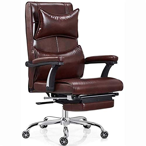 HIZLJJ Computer Gaming Chairs Video Game Chairs Home Office Desk Chairs with Arms and Back Support,Recline Computer Chairs for Home