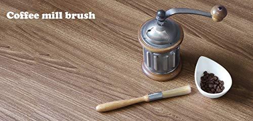 KIPROSTAR『コーヒーミルブラシ』
