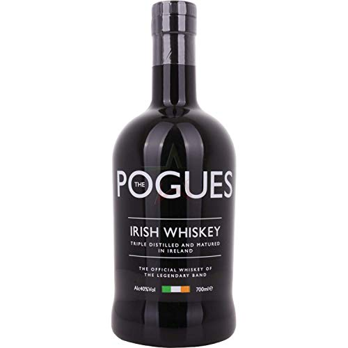 The Pogues The Official Irish Whiskey of the Legendary Band 40,00% 0,70 Liter