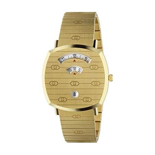 Gucci Grip Gucci Gucci Grip One Size Quadrante oro/bracciale in oro.