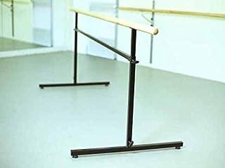 Ballet Barre - 2.5m Portable Timber Bar - STM Beau Barre - Freestanding Dance Stretch Bar - Made in Australia