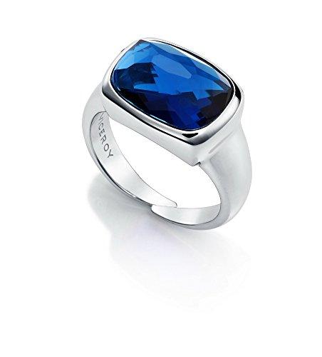 Viceroy Anillo Plata Mujer 9005A012-53 Azul