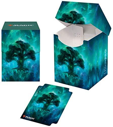Ultra Pro Magic The Gathering-Cajas de mazo (100 Unidades, Bosque Celestial) (E-18293)