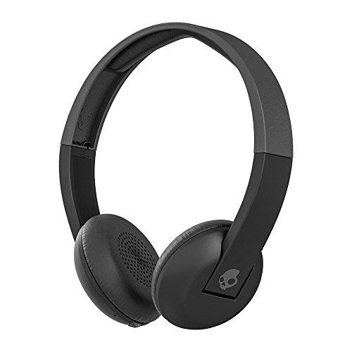 Skullcandy Headset Uproar kabellos mit Tap Tech in schwarz/grau