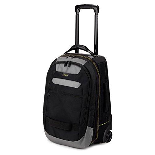 Targus Trolley Citygear - Mochila con ruedas para portátil hasta 15.6', color negro