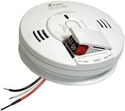 Kidde KN-COPE-I AC Wire-in Combo CO/Photo Smoke Alarm (21007624) by Kidde