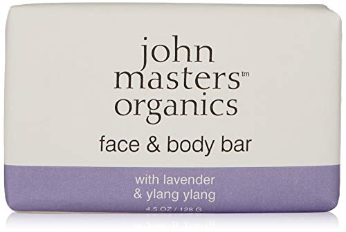 ジョンマスターオーガニック(john masters organics) LRG&YYソープ(ラベンダーローズゼラニウム&イランイラン)