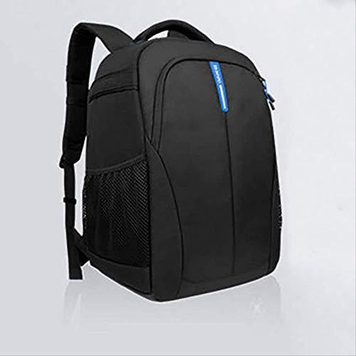 XYDBB rugzak voor camera/rugzak/laptop/video/foto zakken voor videohoes, groot formaat, Blanco Y Gris (zwart) - XYDBB-AE13