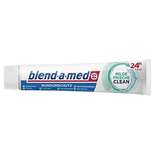 Blend-a-med Rundumschutz Milde Frische Clean Zahnpasta (1 x 75 ml)