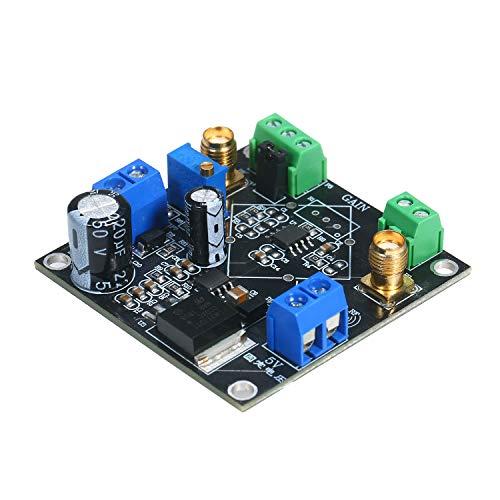 Programmierbarer Instrumentenverstärker Spannungsverstärkermodul Einstellbares Single Supply Ended/Differential MV Microvolt Signal