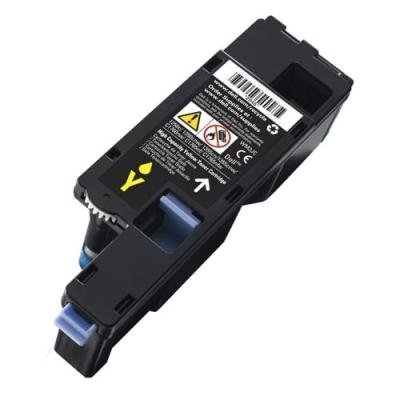 116530 - Dell J95NM Standard Capacity Yellow Toner Cartridge (Yield 700 Pages) or Dell C17xx, 1250/135x Colour Printer