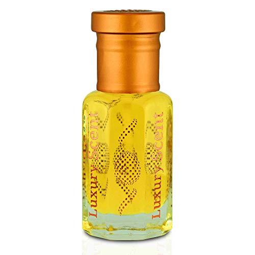 Luxury Scent Kalimat Oud Parfüm-Öl, tiefes Holziges blumiges Oud Orientalisches 6 ml arabisches Roll-On-Parfum, Unisex, Körperöl, Premium-Qualität