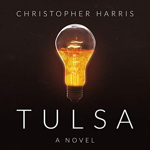Tulsa audiobook cover art
