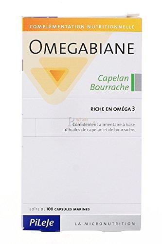 Omegabiane CAPELAN Bourrache 1100 CAP
