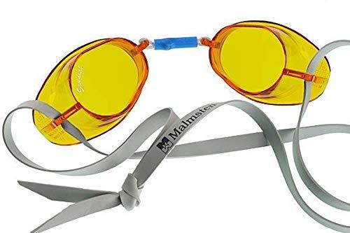 Malmsten, Schwedenbrille, Arancioni, Senior