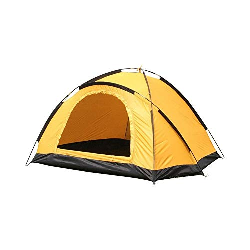 SQQSLZY 3-4 Person Instant Camping Family Tent Easy Set Up-Great for Camping, Backpacking, Hiking & Outdoor Music Festivals