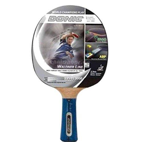 Donic Waldner 3000–Raqueta de Tenis de Mesa