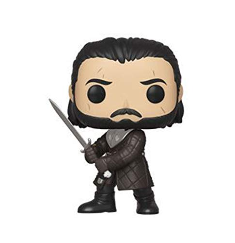 Funko Pop Figura De Vinil: TV: Game of Thrones-Jon Snow Coleccionable, Multicolor (44446)