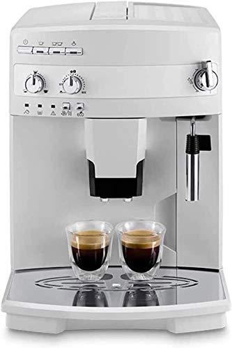 EAHKGmh Mini máquina de café Cafetera Brewer for K-Copa Pod rápida Brew Tecnología Máquina de café Operaciones de los Tanques de Agua de un Solo Toque y diseño Compacto máquina de café
