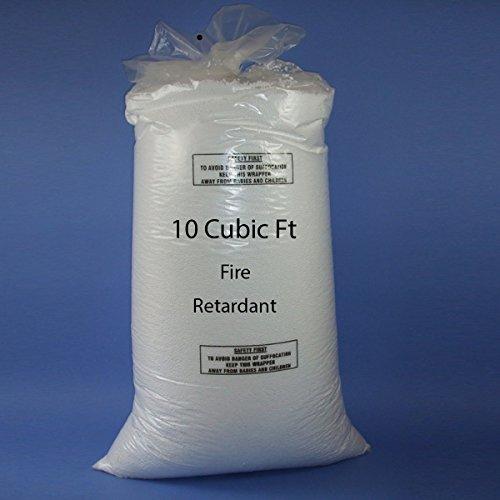 Westminster Bean Bag Booster Refill Polystyrene Beads Filling Top Up Bag Beans Balls 10 cubic feet