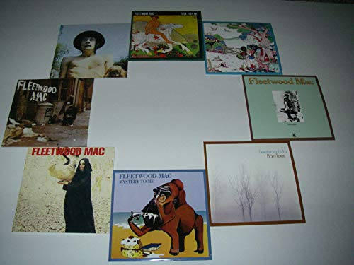 Fleetwood Mac / Mr. Wonderful / Then Play On / Kiln House / Future Games / Bare Trees / Mystery To Me / Pious Bird Of Good Omen / 8 CD's