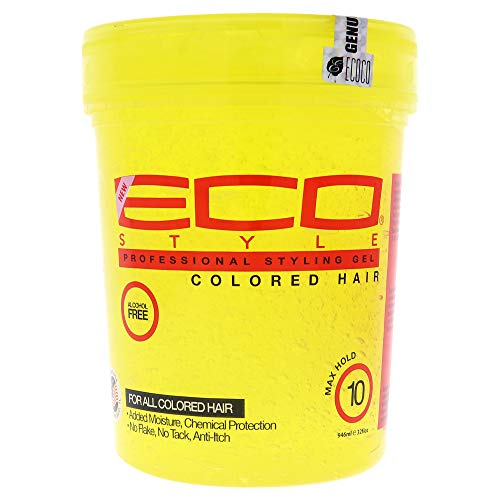 Eco Styler 907 g giallo extra Firm Professional Hair styling gel