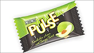 Pulse candy 100 PCS Chocolate Inside Tangy Kachcha Aam Twister