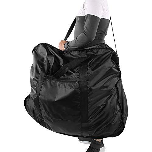 NCONCO Bike Travel Bag, Folding Bicycle Mountain Bike Carry Bag Carrier Transport Luggage 14-20inch