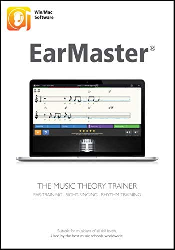 EarMaster 7 Professional Windows PC Mac Download product image