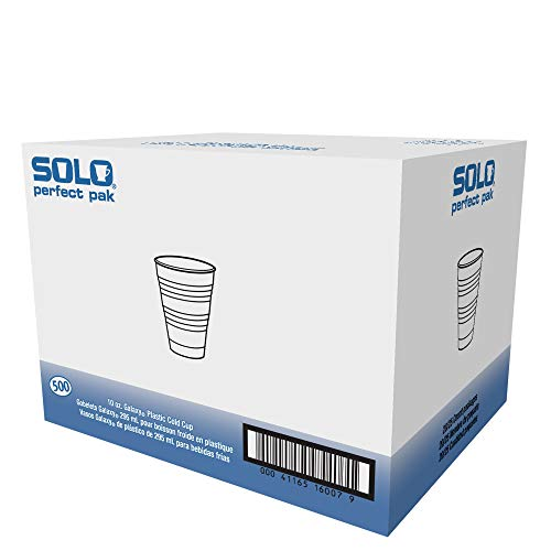 10 ounce cups - 8