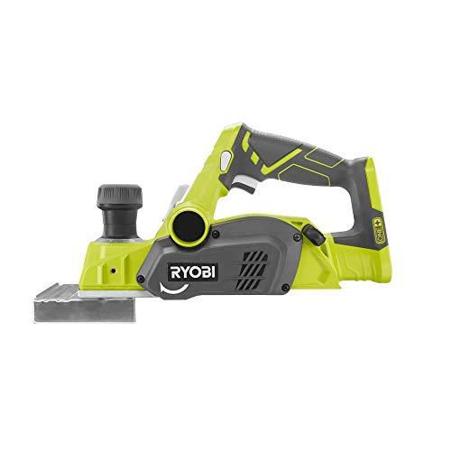 RYOBI 18 Volt ONE+ Kabelloser Hobel (3-1/4 Zoll) (nur Werkzeug)
