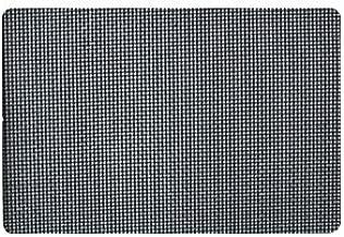 サランネット スクリーンメッシュ メッシュ数(25.4mm):42|カラー:黒色 長さ(m):1