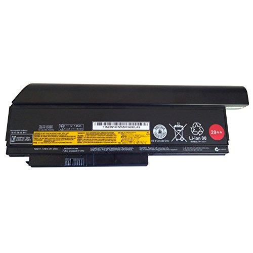 7xinbox 11.1V 8400mAh 94Wh 42T4940 Ersatz Akku Batterie für Lenovo ThinkPad X220 X220i X220s 0A36282 0A36283 42T4861 42T4865 42T4873 42T4875 42T4942 ASM 42T4862 42T4861 29++