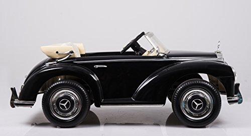 Oldtimer E-Auto für Kinder Mercedes Benz 300s Bild 6*