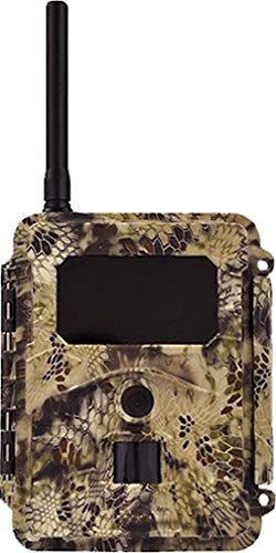 HCO Spartan GoCam Mobile Wireless Blackout IR Flash Game Trail Camera, Kryptek Camo - AT&T- GC-ATTxB