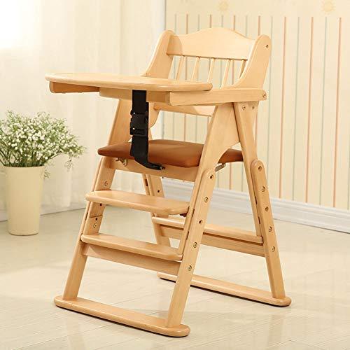 Chaise à manger pour enfant bébé en bois maif pliable portable pour bébé Table à manger chaise pour enfantB