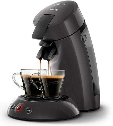 Senseo HD6553/50 Kaffeemaschine, Kunststoff, Schwarz