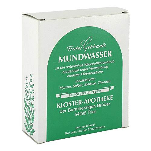 FRATER GEBHARD`S Mundwasser 100 ml