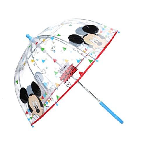 Mickey Mouse Kinder Regenschirm Stock-Schirm