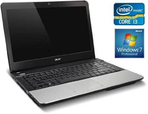 Acer TravelMate P253-M 39,6cm (15,6pulgadas) portátiles (Intel Core i3–3110M 2,4GHZ Dual Core Procesador, 4GB RAM DDR3, 500GB disco duro, Intel HD 4000tarjeta gráfica, HDMI, VGA, unidad de DVD, Windows 7Pro 64bit),