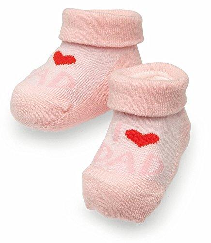 Camano Boîte cadeau pour bébé père chaussettes bébé \