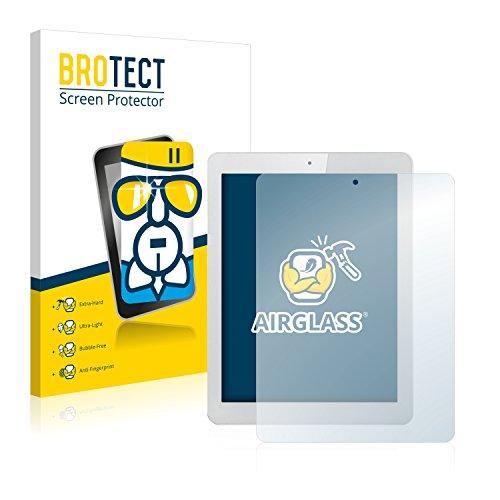 BROTECT Protector Pantalla Cristal Compatible con Teclast X98 Plus II Protector Pantalla Vidrio Dureza 9H AirGlass