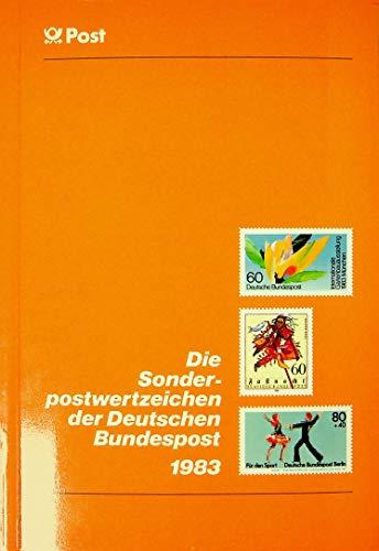 Die Sonderpostwertzeichen der Deutschen Bundespost 1983.