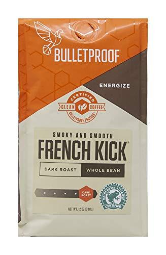 Bulletproof French Kick Whole Bean 12oz., 0.15 Pound