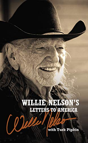 Image of Willie Nelson's Letters to America