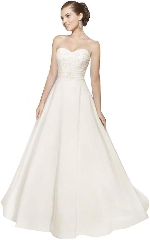 Passat Bare Back Wedding Dress