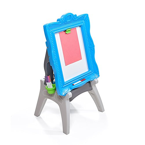 Step2 Masterpiece Kids Art Easel, Blue