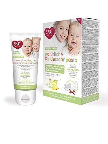Splat Baby naturelle Dentifrice pour enfant