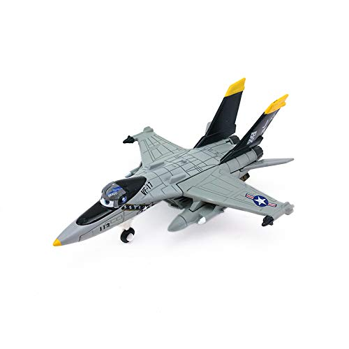 Disney Disney Pixar Planes Shipboard Aircraft Bravo 1:55 Diecast Metal Alloy Toy Plane Model Loose Kids Boy Xmas Gift