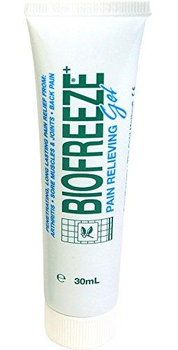 Rehab europa QF-00145/14 - Biofreeze gel de frío crioterapia 30 ml